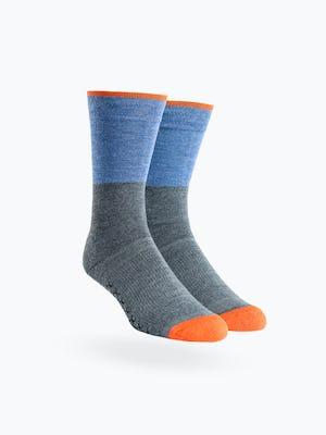 Atlas Dress Sock - Blue Horizon - Main Image