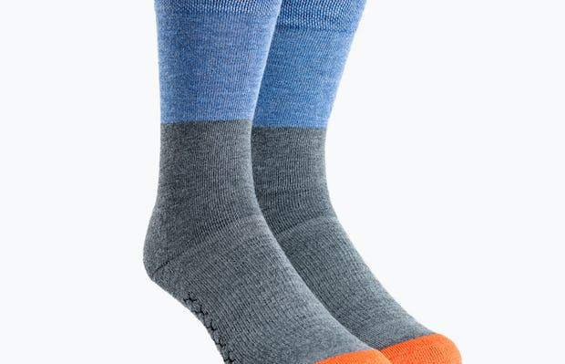 Blue Horizon Atlas Dress Socks