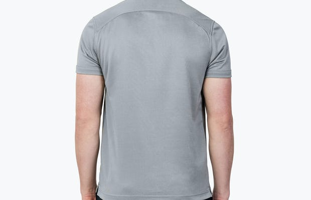 Apollo Polo Grey Heather - Image 4