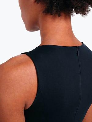 Kinetic Sheath Dress Black - Image 5