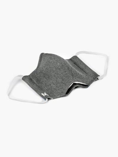 Light Grey 3D Print-Knit Mask°