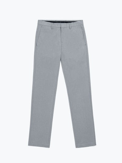 Men's Grey Heather Kinetic Pants Front View