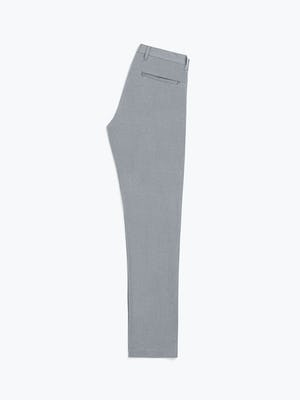 Men's Grey Heather Kinetic Pants folded in half back view
