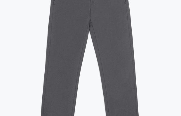 Men's Charcoal Heather Kinetic Pants Front View