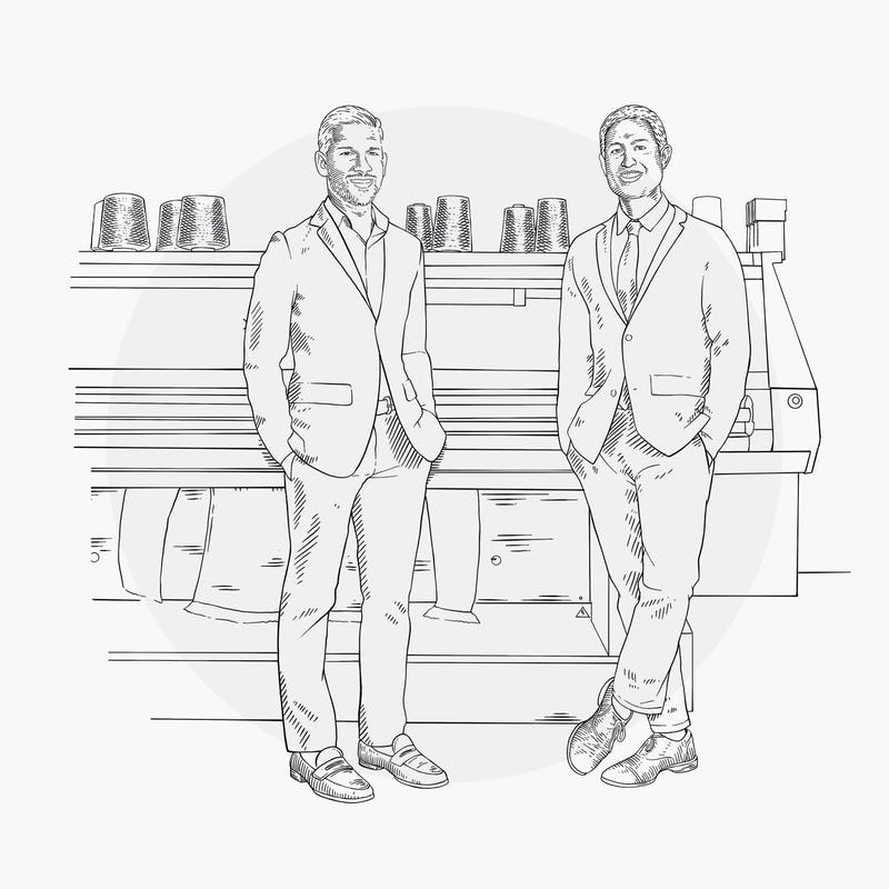 Illustration of Founders