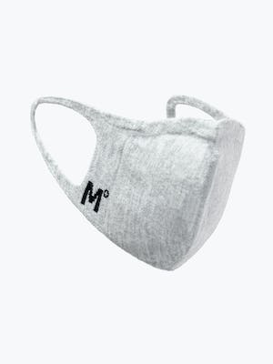 Light Grey 3D Print-Knit Mask 2.0 Right Side View