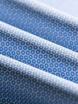 apollo polo blue degree fabric roll