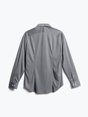 men's granite oxford brushed apollo dress shirt back