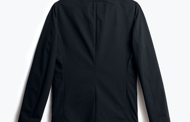 men's back kinetic blazer back