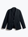 men's back kinetic blazer front