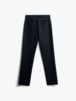 men's black kinetic pant back