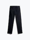 men's black kinetic pant front