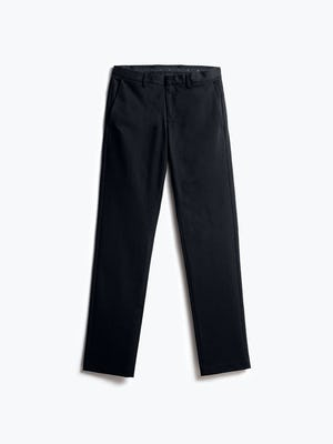 men's black kinetic pant front