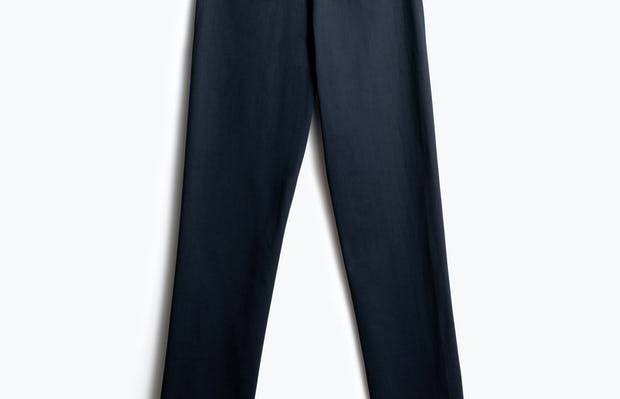 men's navy kinetic pant back