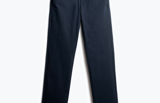 men's navy kinetic pant front