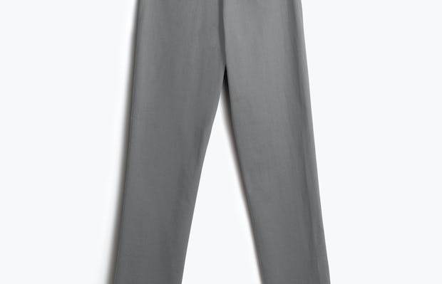men's slate grey kinetic pant back