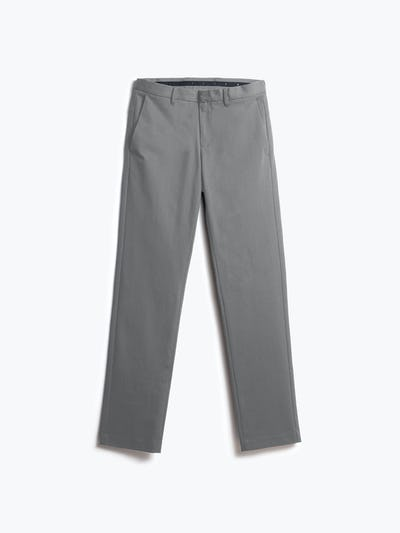 men's slate grey kinetic pant front