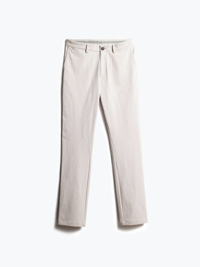 men's light khaki momentum chino front
