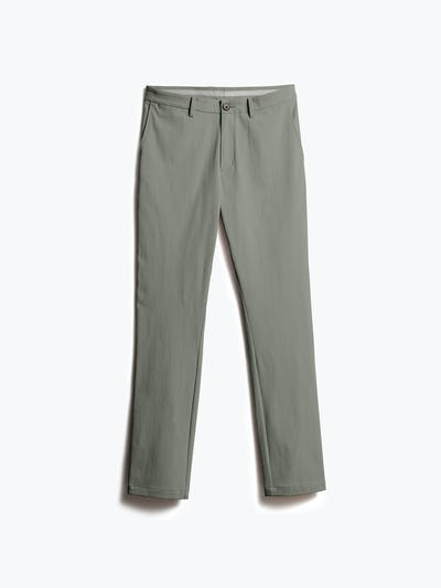 men's olive momentum chino front