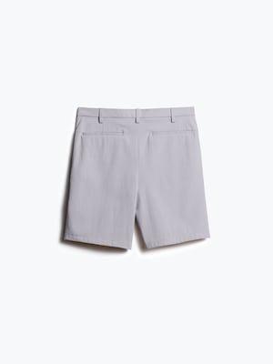 men's light grey momentum chino short back