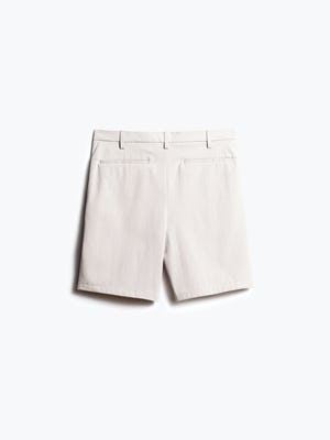 men's light khaki momentum chino short back