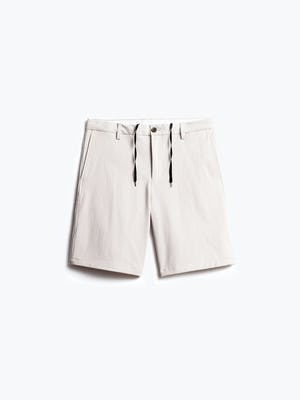 men's light khaki momentum chino short front