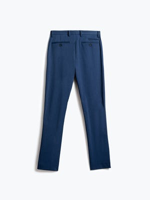 men's indigo heather velocity pant back