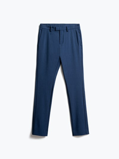 men's indigo heather velocity pant front