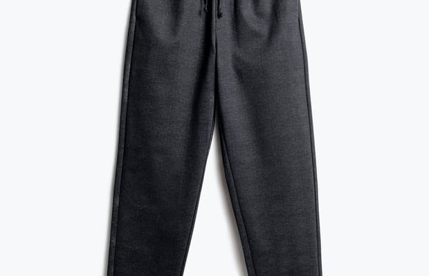 Women's Grey Glen Plaid Fusion Pull-On Ankle Pant Front View