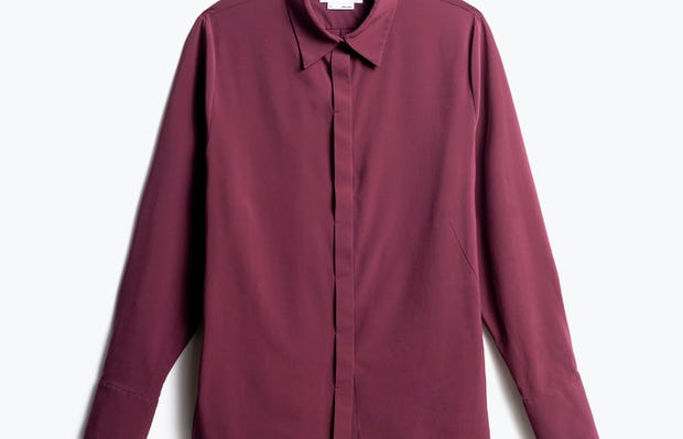 Women's Ruby Juno Blouse Front View