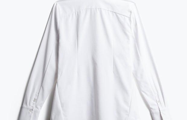 Women's Women's Juno Recycled Tailored Shirt Back View