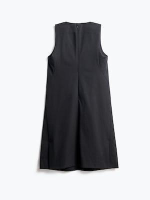 Women's Black Kinetic A-Line Dress Back View
