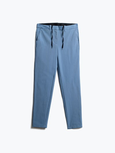 Women's Storm Blue Momentum Chino Front View