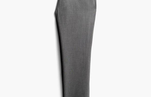 Women's Light Grey Velocity Pant Back View