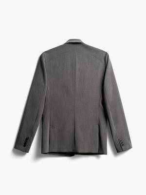 Mens Charcoal Velocity Blazer - Back View
