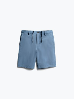 men's storm blue momentum chino short front