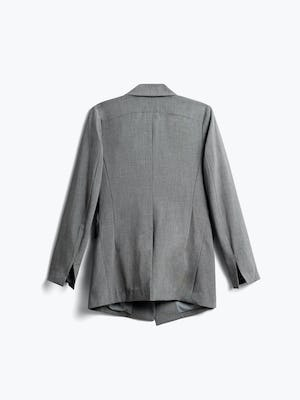 Womens Light Grey Velocity Blazer - Back View