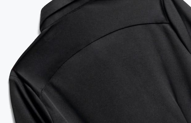 Womens Black Apollo Tailored Shirt - Back