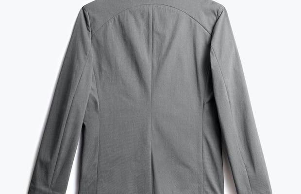men's slate grey kinetic blazer shot of back