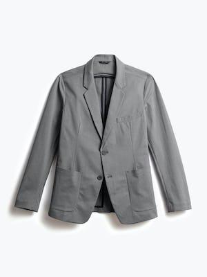 men's slate grey kinetic blazer shot of front