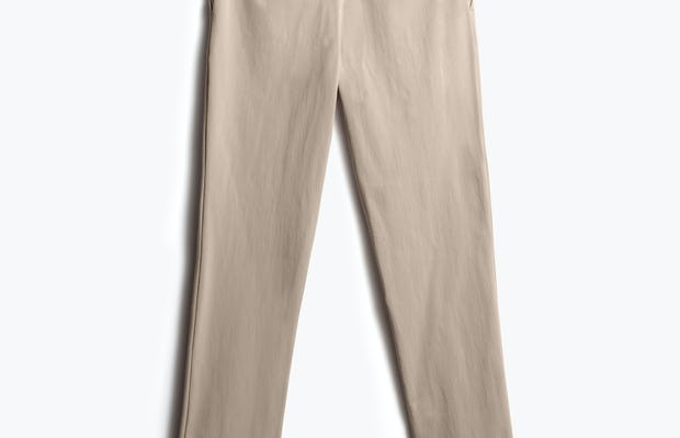 men's desert khaki momentum chino shot of back