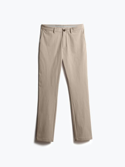 men's desert khaki momentum chino shot of front
