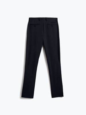 Mens Dark Black Velocity Pant - Back