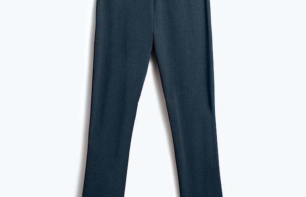 Mens Dark Navy Velocity Pant - Back