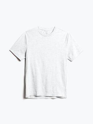 Men's Light Grey Composite Merino Tee front view