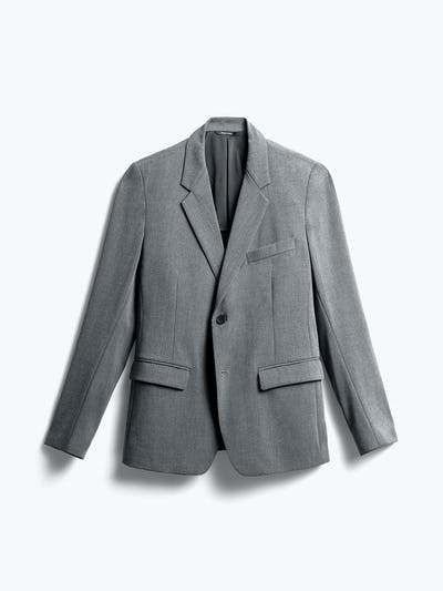 Men's Graphite Velocity Suit Jacket front
