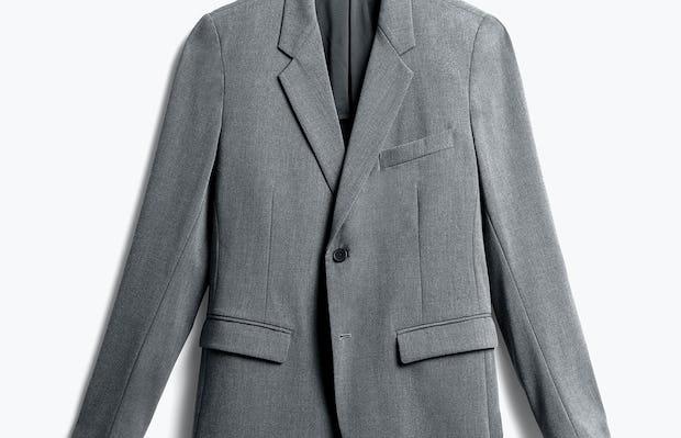 Men's Graphite Velocity Suit Jacket front