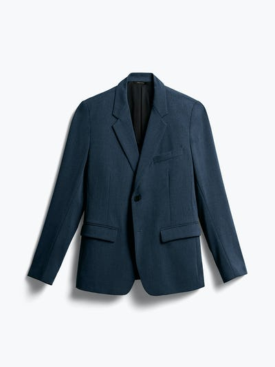 Men's Dark Navy Velocity Blazer front