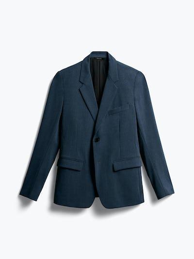 Men's Dark Navy Velocity Blazer front