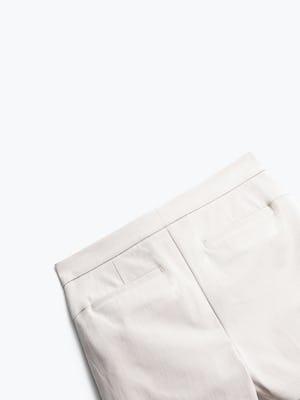 Close up of Women's Light Khaki Momentum Chino Short back